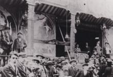 Eden theatre Minnaert Pierre, Sint-Lievens-Houtem, 1920-1934
