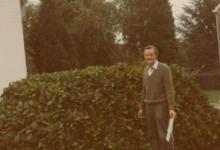 Hortensia's klaar voor transport, Melle, 1980-1985