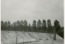 Schoorsteen en serres, Lochristi, jaren 1930