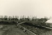 Oude kweekserre, Lochristi, 1967