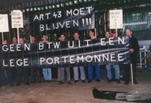 Stilleven in de witloofteelt, Sint-Lievens-Houtem, 1960-1970.