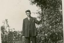 Edmond De Moor, boomkweker, Oosterzele, jaren 1930-1950