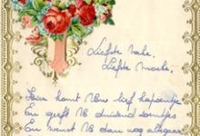 Nieuwjaarsbrief aan ouders door Lutgart De Block, 1960-1965