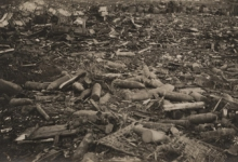 Oorlogsmunitie, Melle, 1914-15