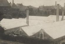 Serres, Melle, 1914-1918