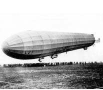 Zeppelins tijdens de Eerste Wereldoorlog