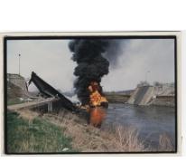 Ingestorte brug, Melle, 1992