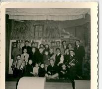 Toneelbond, patronaat, Sint-Lievens-Houtem,1958