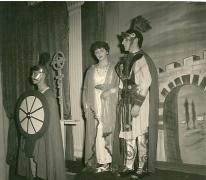 Passiespel Pilatus, Sint-Lievens-Houtem, 1959