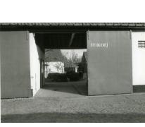Inkompoort stokerij Van Damme, Balegem, ca. 1980