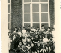 Leerlingen van de Ankerschool, Oosterzele