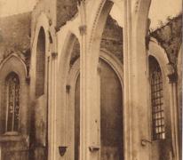 Heilig Kruiskerk Letterhoutem,  Sint-Lievens-Houtem