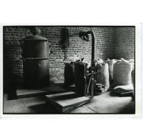 Graanzolder, stokerij Van Damme, Balegem, 1978