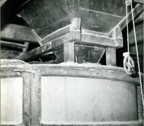 Graanmolen, stokerij Van Damme, Balegem, 1978