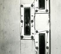 Niveaumeters, stokerij Van Damme, Balegem
