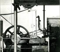 Aandrijfmechanisme, stokerij Van Damme, Balegem