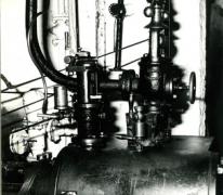 Drukregeling, stokerij Van Damme, Balegem, 1978