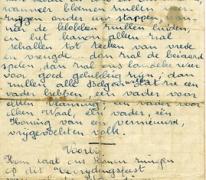 Tekst van het lied 'Voorbij', Oosterzele