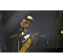 Carnavaloptreden Silveer Reunes, Merelbeke, 1982