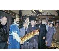 Winnaars krijgen koningenbrood op bakkerenkaarting, Merelbeke