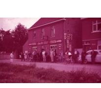 Café Sint-Amandus, Moortsele, jaren '60