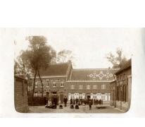 Woning fotograaf Mabilde, Sint-Lievens-Houtem, Letterhoutem