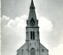 De Sint-Fledericuskerk van Vlierzele