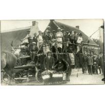Stoet, viering 100 jaar België, Munte, 1930
