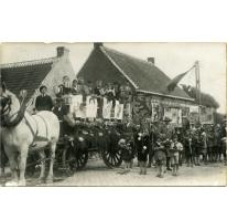 Provincies, viering 100 jaar België, Munte, 1930