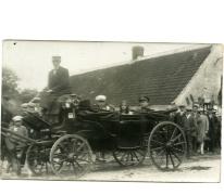 Koningshuis (?), viering 100 jaar België, Munte, 1930