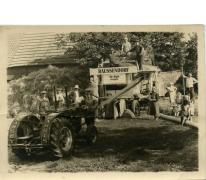 Landbouwmachine van De Blander, Munte