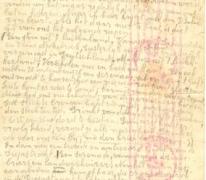 Postkaart Georges De Landsheer aan Francois De Landsheer, 1944