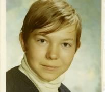 Schoolfoto van gemeenteraadslid Dr. Pascal Fermon, Oosterzele