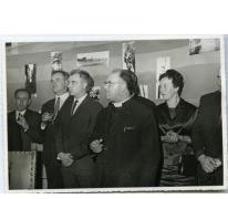 Handelsbeurs toehoorders, 1967.