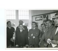 Handelsbeurs openingsrede Burgemeester Otte, 1969.