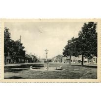Sint-Lievenskruis op het Marktplein, Sint-Lievens-Houtem