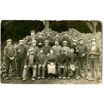 Merelbekenaren op bietencampagne, Frankrijk, 1920-1925