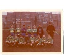 Voetbalspelers van VV Merelbeke, Merelbeke, 1970