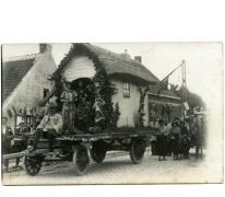 Wagen in stoet, 100 jaar België, Munte, 1930