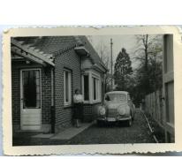 Opel van familie De Clerck, Melle, 1960