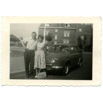 Op reis met de Renault, Blankenberge, 1959