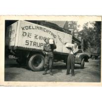 Vrachtwagen, Balegem, 1950-1960