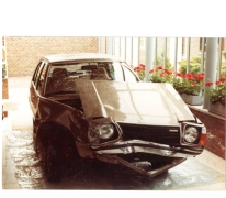 Auto van de familie Waeytens, Balegem, 1970