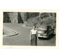 Mariette Rouckhout, Luxemburg, 1955-1960