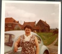 Maria Westelinck, Merelbeke, 1966