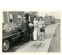 Familie Van Haudenhuyse, Melsen, 1960-1970