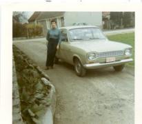 Mevrouw Van Haudenhuyse, Melsen, 1960-1970
