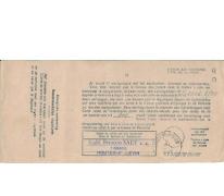 Stortingskaart, Sint-Lievens-Houtem, 1949