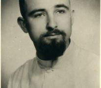 Pater Jozef Annaert, Vlierzele, 1953