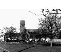 Hof te Letterhoutem, noordzijde, Sint-Lievens-Houtem, 1977